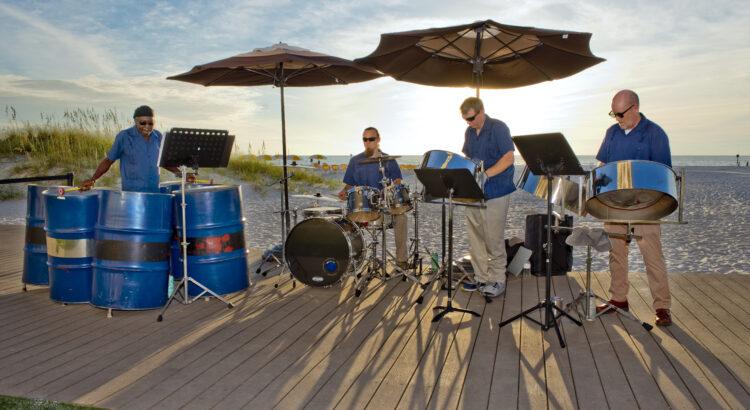 Caladesi Steel Band Quartet